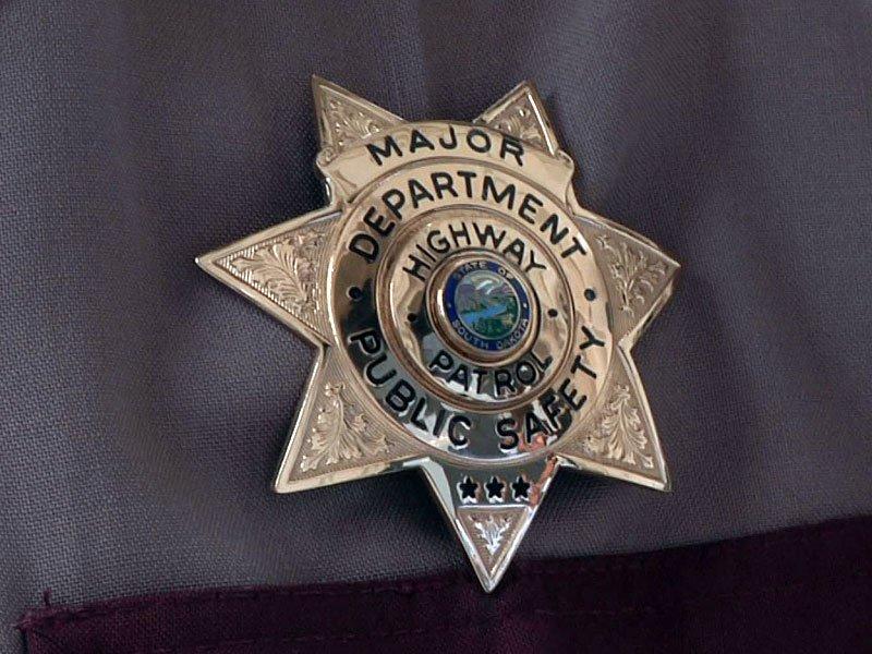 Highway Patrol Badge
