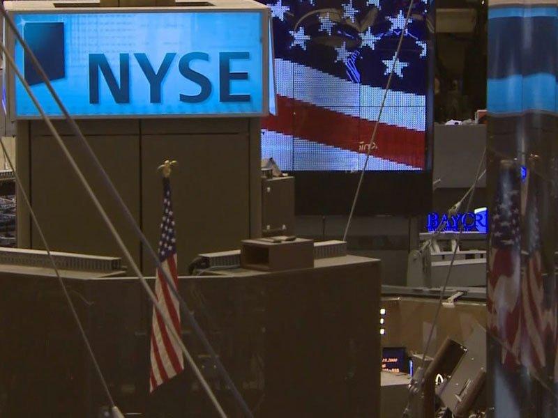 nyse stocks economy