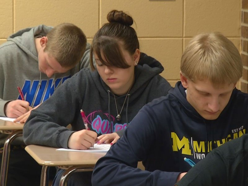 dell rapids school district students class