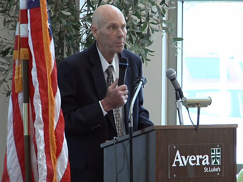 former nsu coach, talks at avera