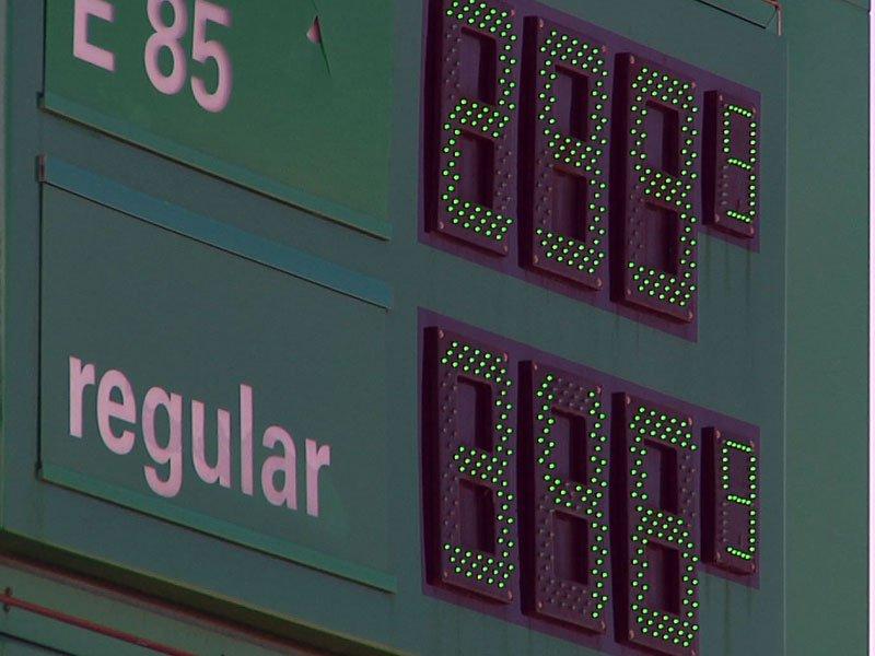 Gas Prices, Regular