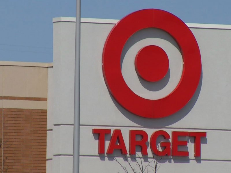 target store sign data breach