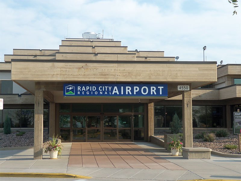 rapid city regional airport