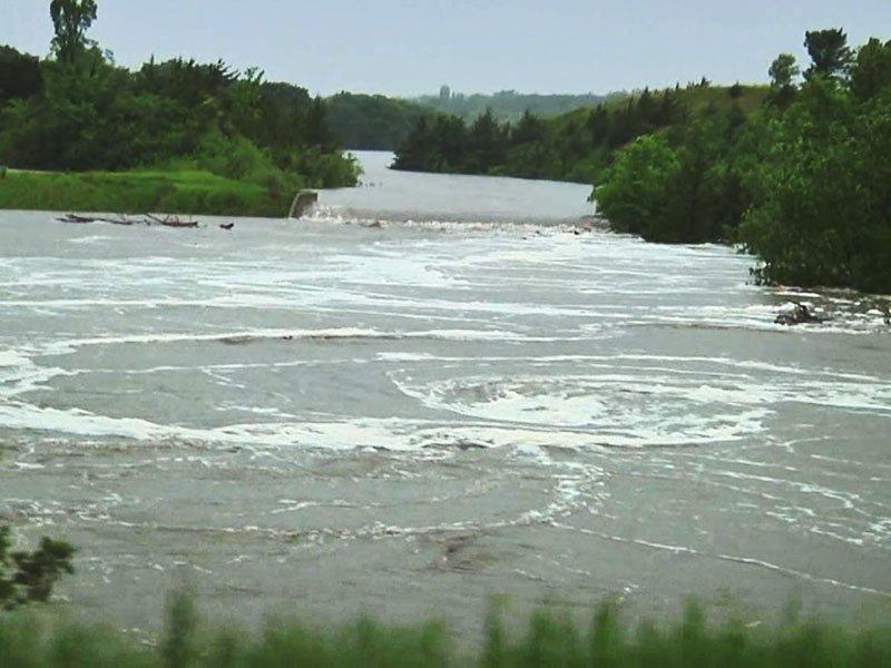 Lake Alvin flooding lincoln county flooding