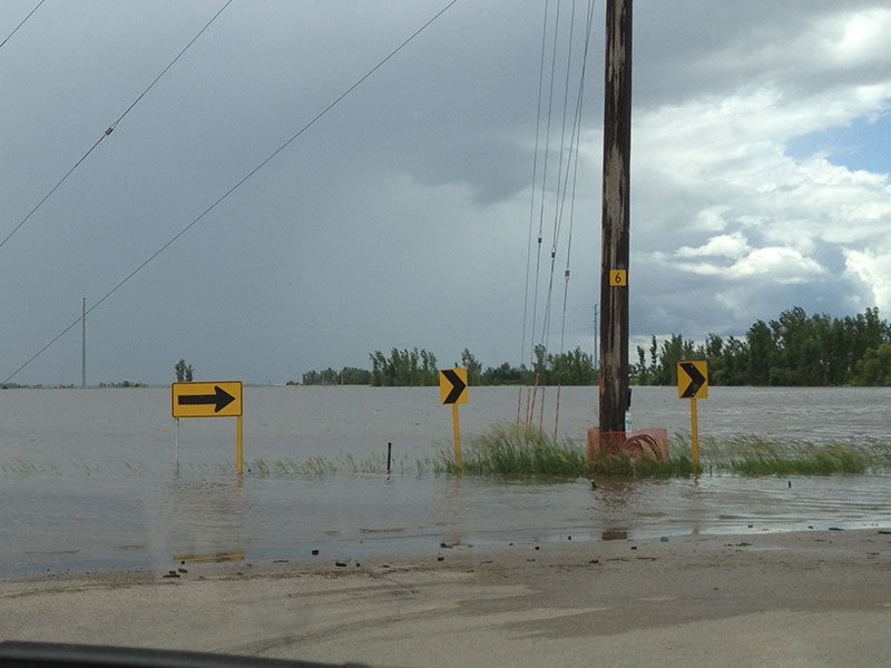 luverne interstate flooding