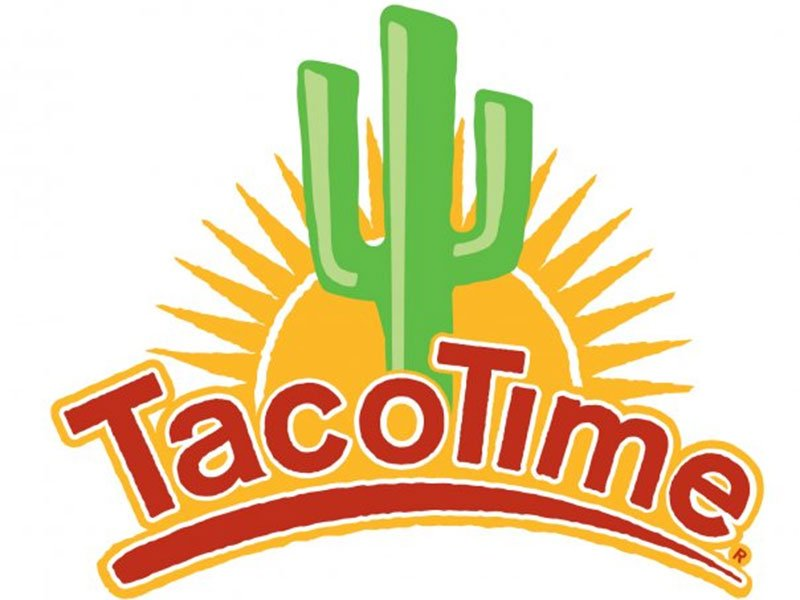taco time restaurant logo