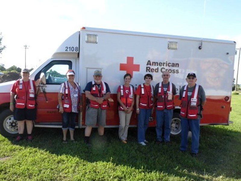red cross west river black hills rapid city wessington springs
