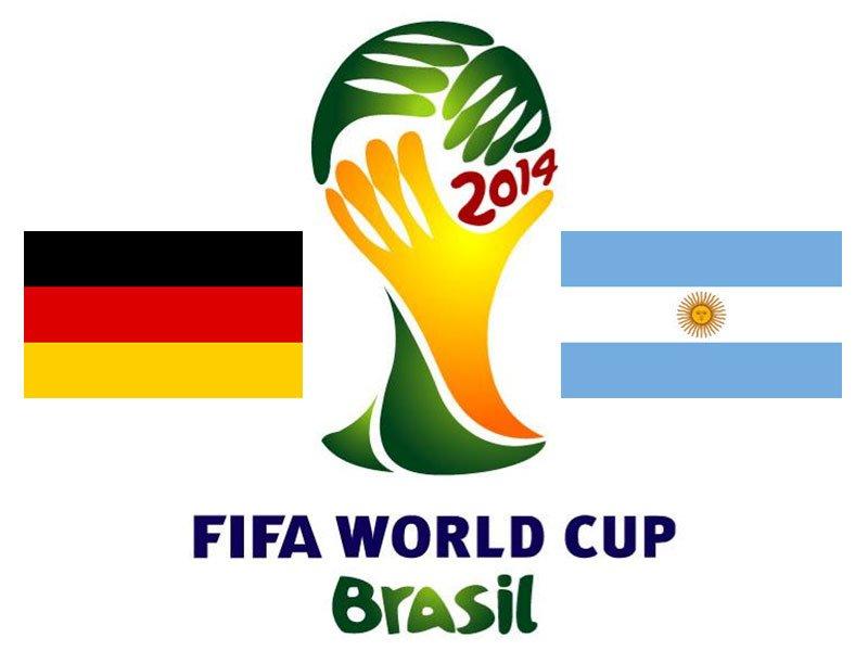 Germany vs Argentina