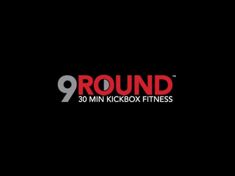 9Round logo fitness kickboxing
