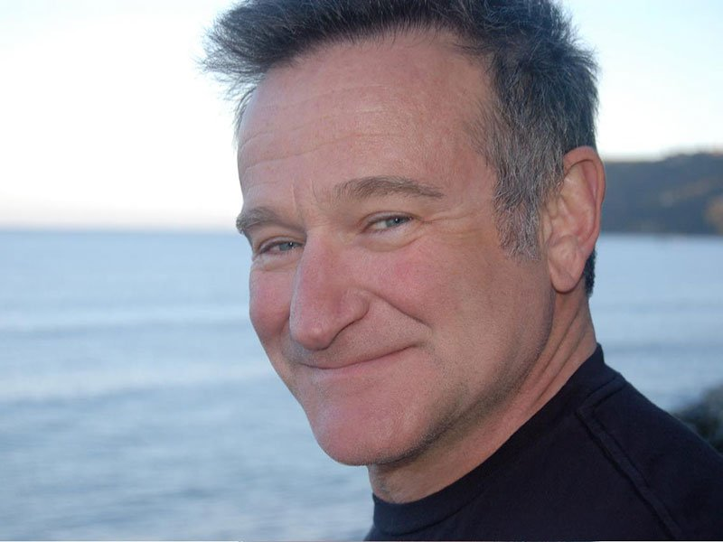 Robin Williams suicide actor comic