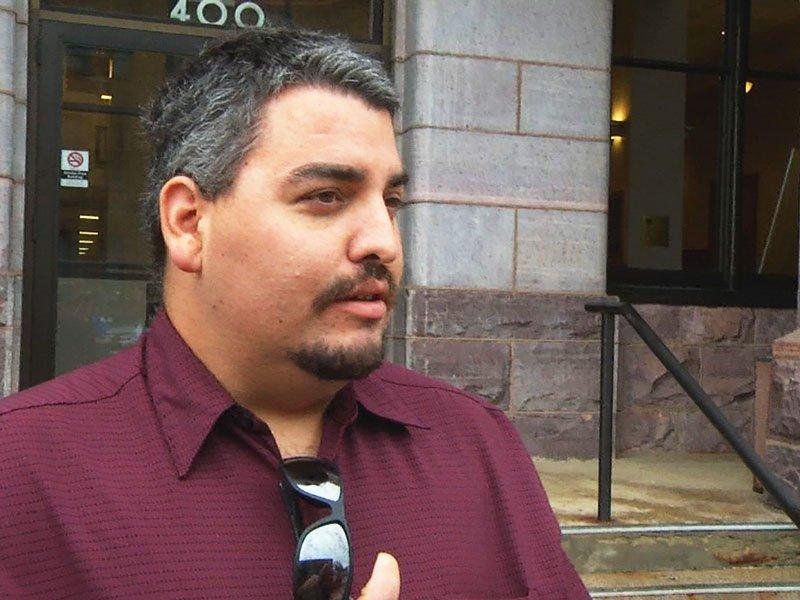 Ryan Gaddy libertarian candidate PUC not allowed on ballot