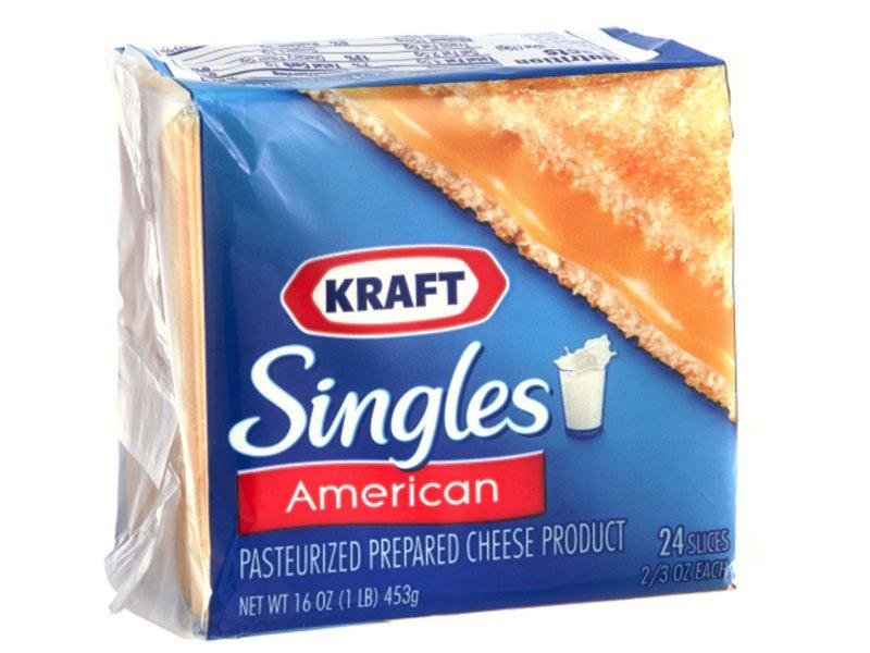 kraft cheese singles recall