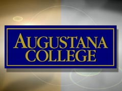 Version of on-air Augustana graphic key.