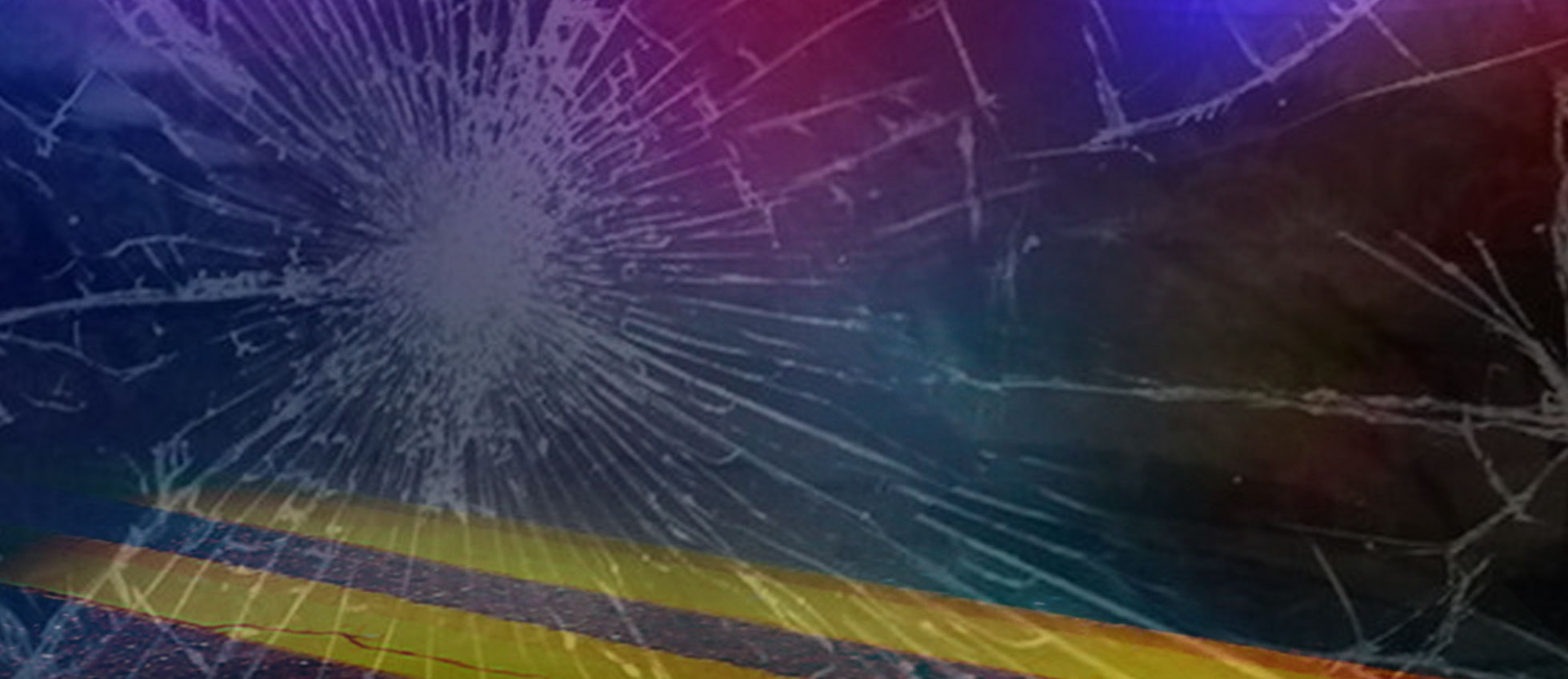 crash generic highway glass