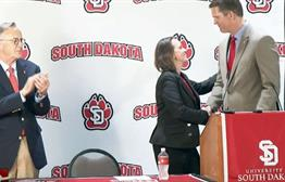 Basketball Early Passion for South Dakota's New Coaches