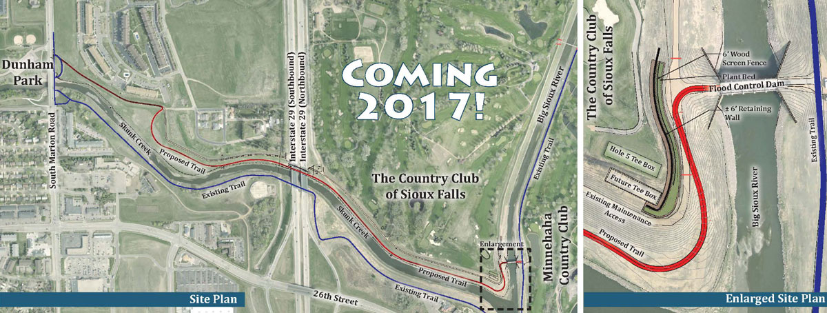 New Path Reconstruction Planned For Bike Trail System