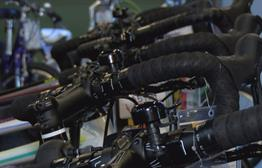 Wheels Spinning For Bicycle Repairers