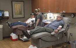 Local Blood Banks Take Zika Precautions