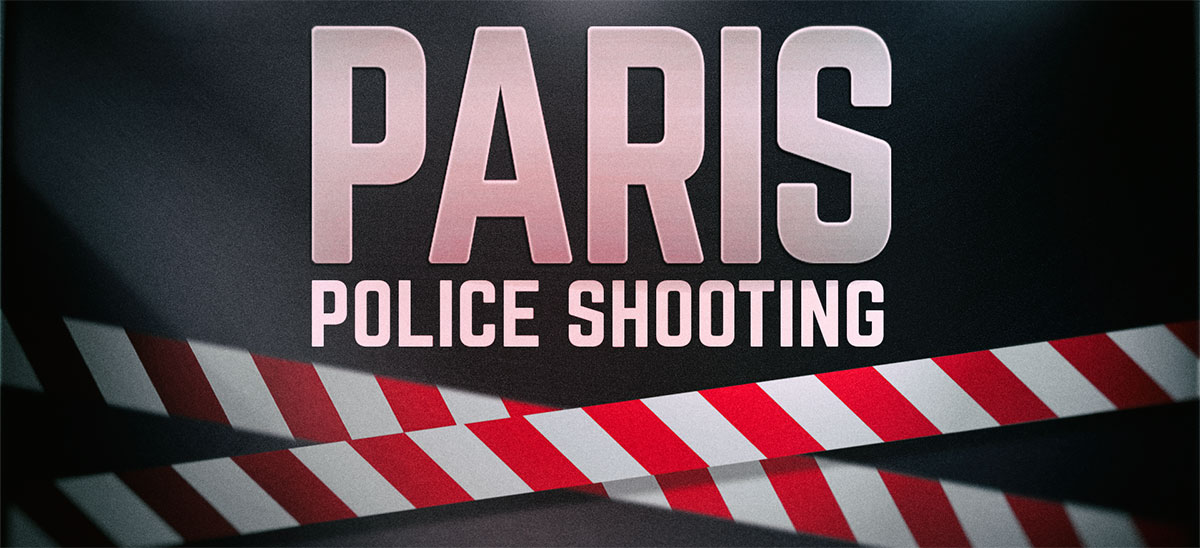 Champs-Elysees Police Shooting