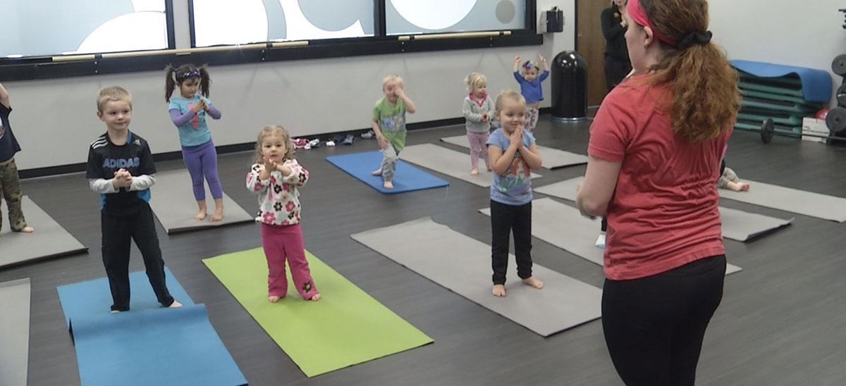 Keloland Auto Mall >> Yoga Offered For All Ages, Even Children
