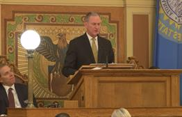 Governor Daugaard Kicks Off Legislative Session With State Of The State Speech