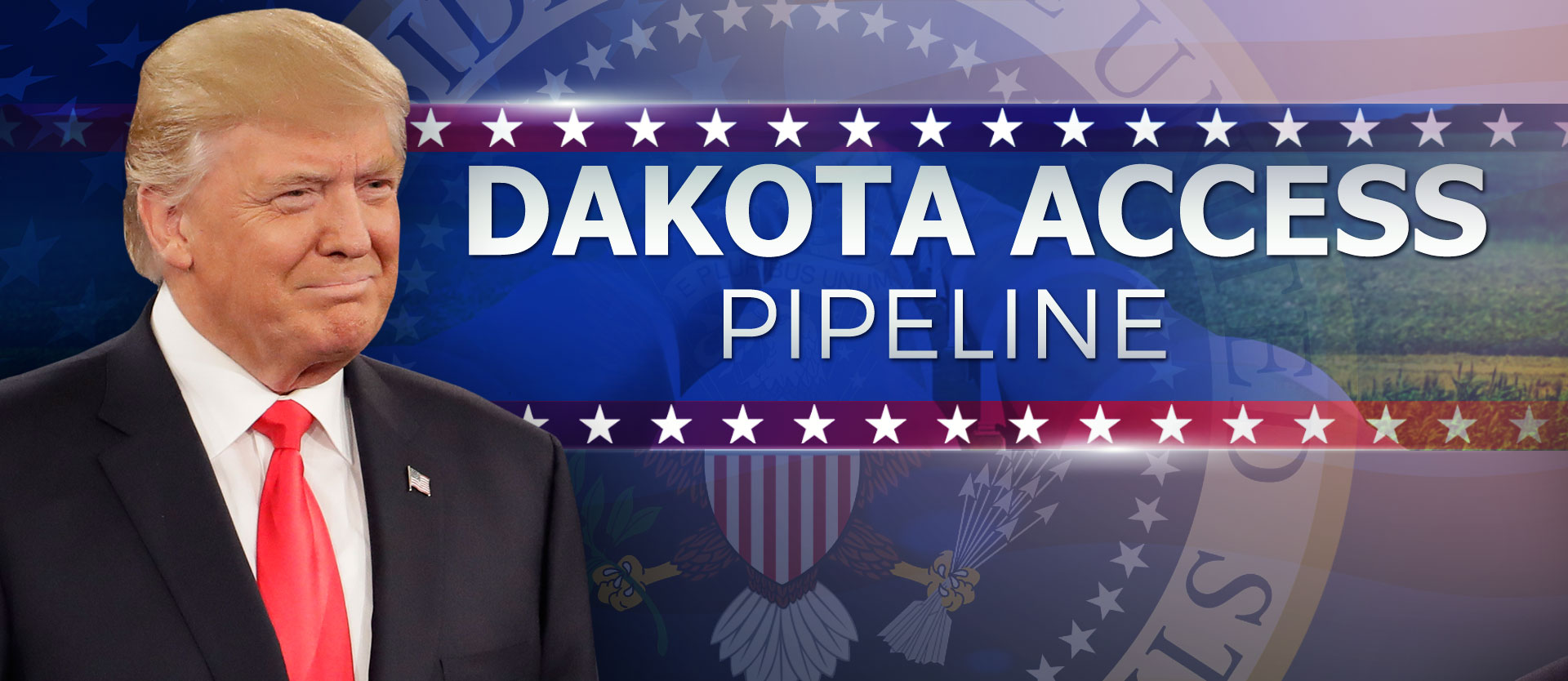 Image result for Dakota pipeline trump supporter