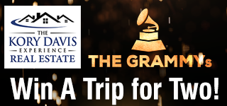 Win A Trip to the Grammys!