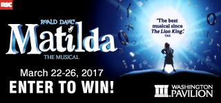 Matilda Ticket Giveaway
