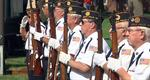 People Gather To Remember Fallen Veterans