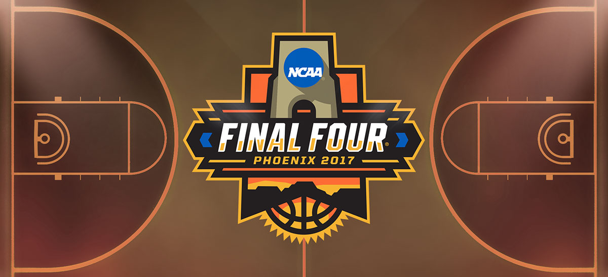 NCAA Tournament March Madness Final Four Phoenix 2017