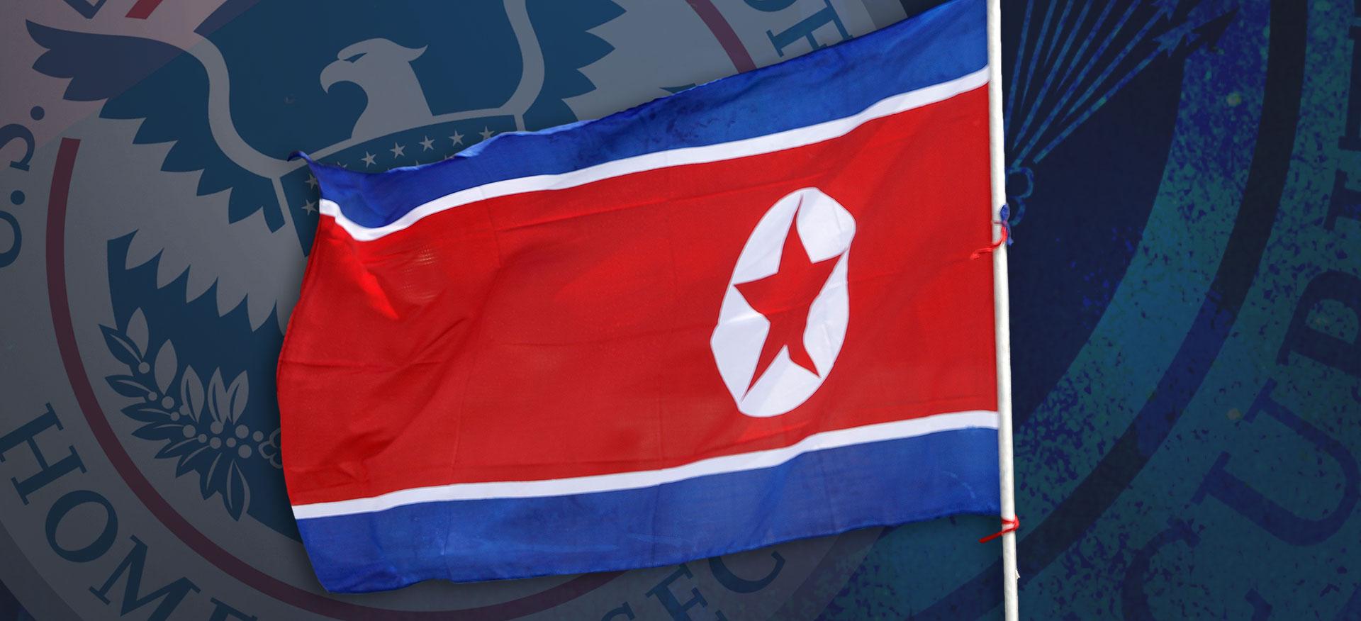 North Korea U.S. Department of Homeland Security ICBM Test American interceptor
