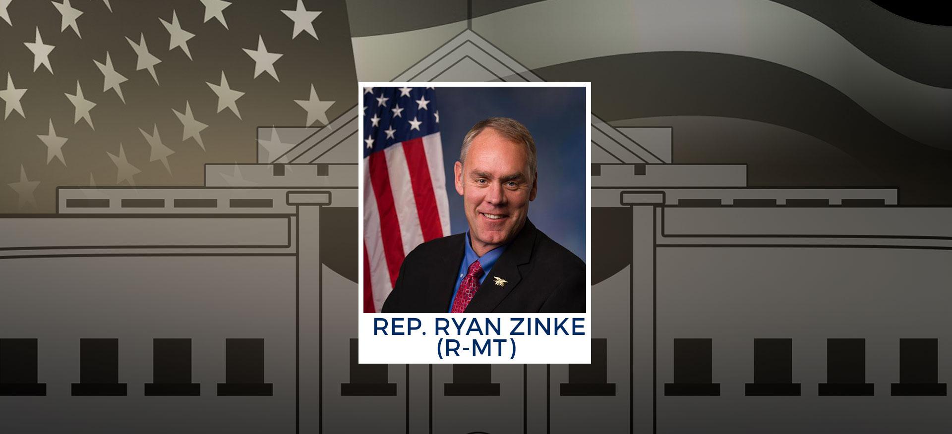 Ap Sources Trump Offers Montana 39 S Zinke Interior Secretary