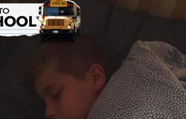 How To Transition Your Kids Back To A School Sleep Schedule
