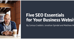 Five SEO Essentials For Your Business Website