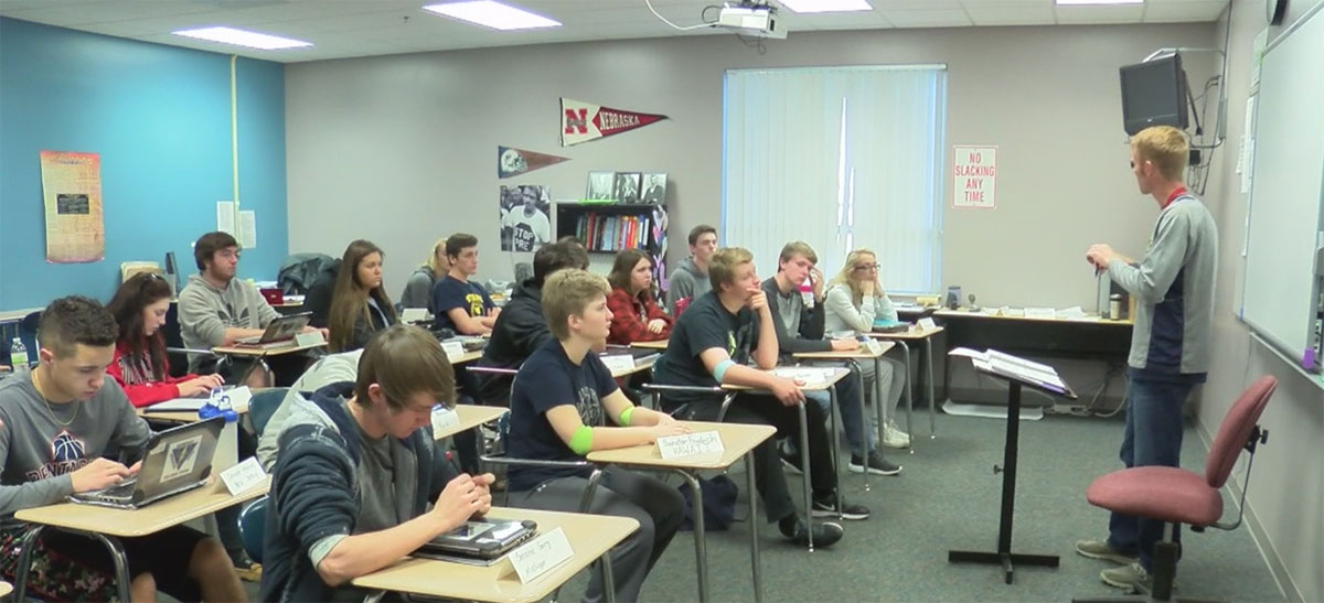 Keloland Auto Mall >> Government Students Learn First-Hand Through Election