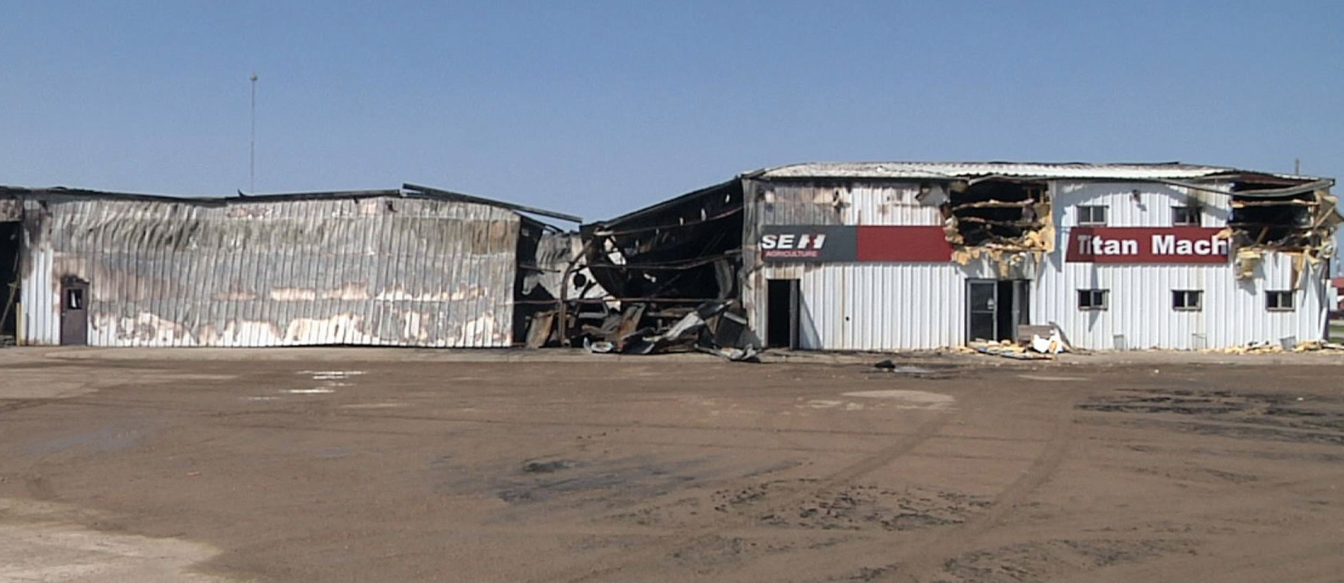 Keloland Auto Mall >> Titan Machinery Moving Forward After Milbank Fire
