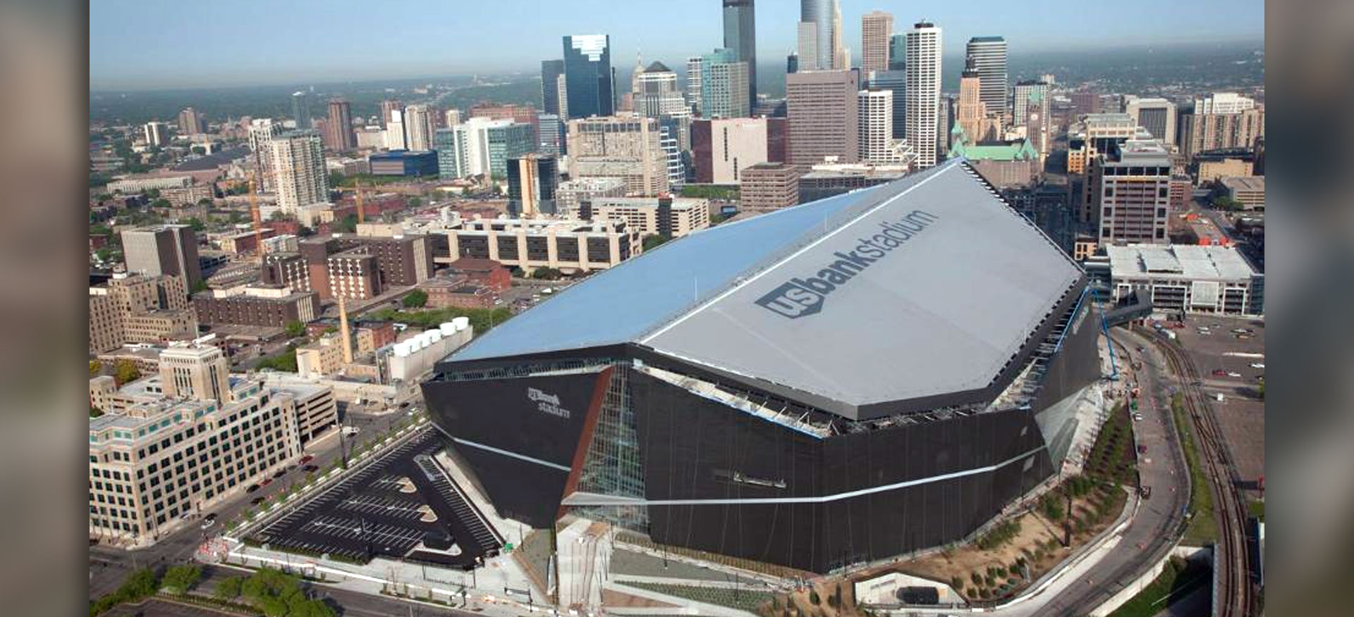 Exterior: Craft Beers To Be Sold At New Vikings Stadium