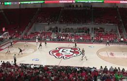 USD Fans Ready For Another WNIT Run
