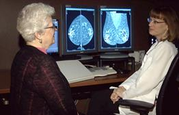Getting Mammograms At Every Age