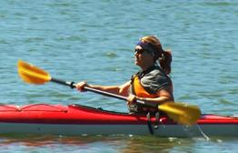 Organization Sees Growth With Kayak Craze