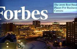 Sioux Falls Makes Forbes List For Business, Career Opportunities