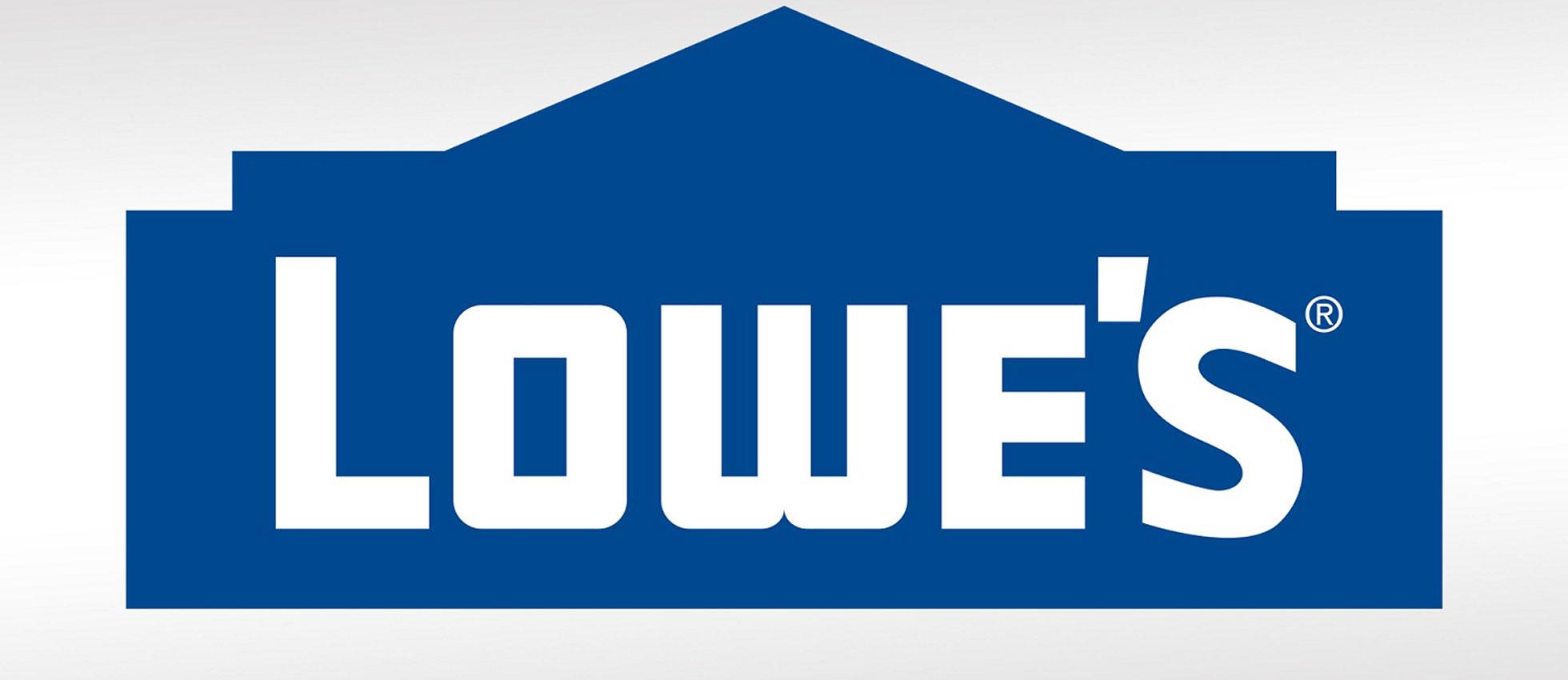 Lowes home improvement logo