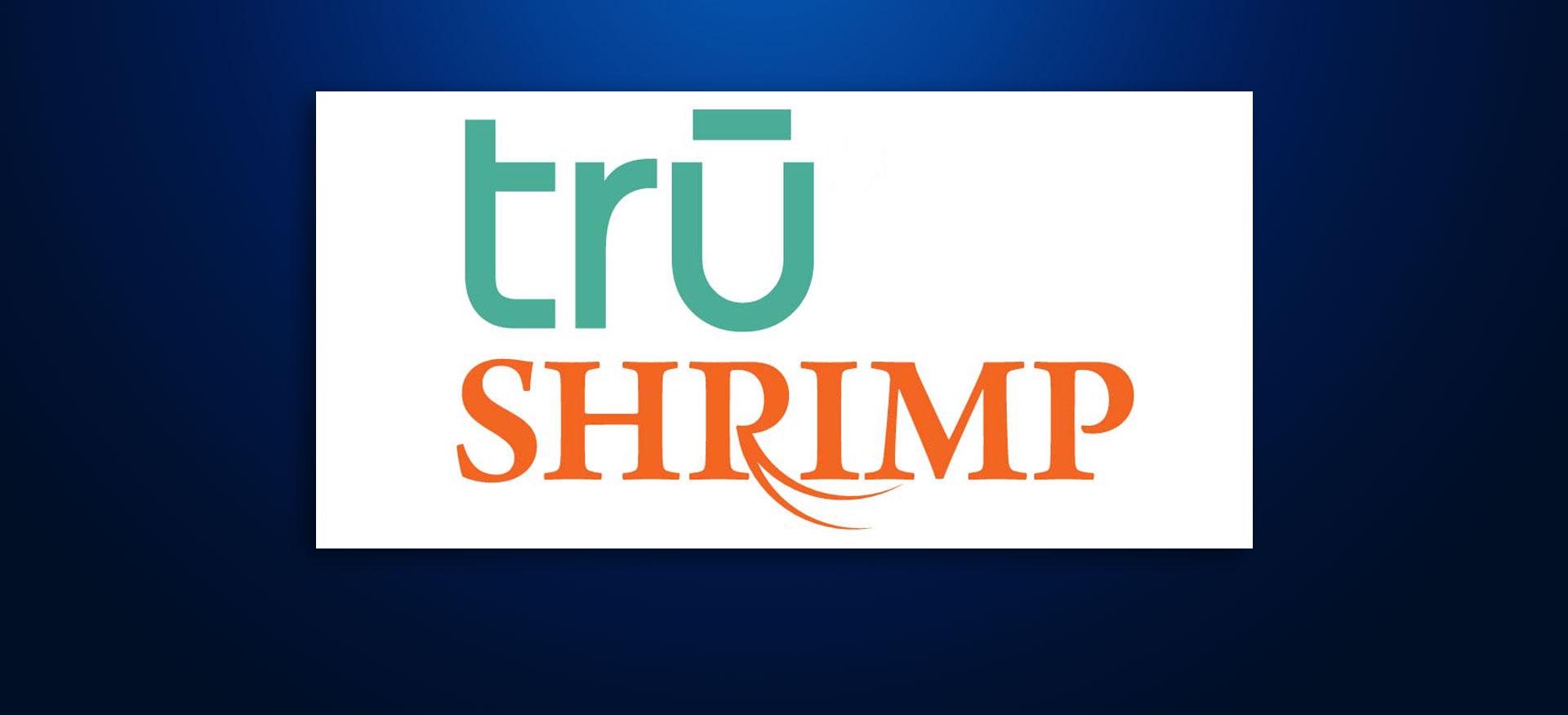 tru Shrimp logo