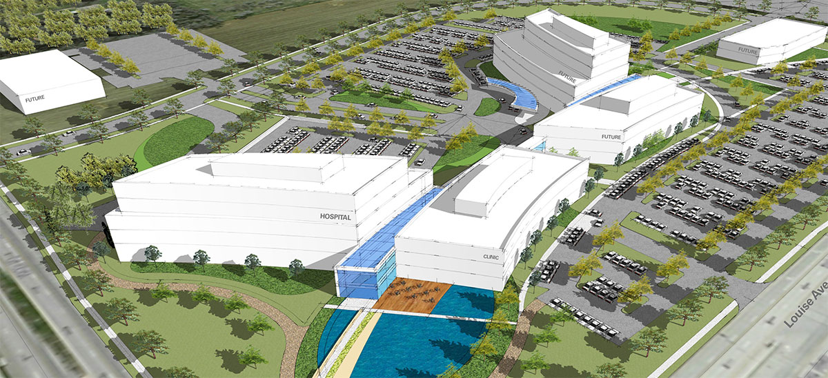 Avera Announces Plans For New Health Campus In Sioux Falls