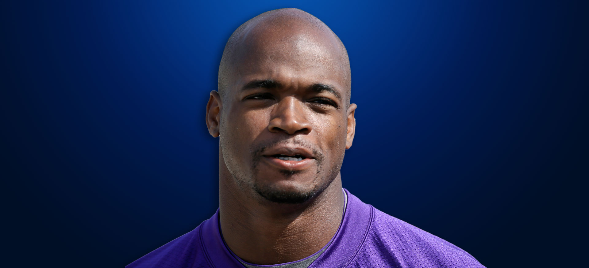 Adrian Peterson Minnesota Vikings