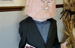 #DonaldGump- Vanity Trumps Reason
