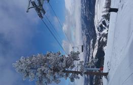 A little bit of heaven . . . On skis at Terry Peak