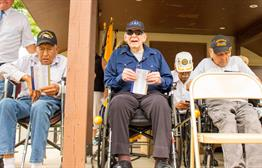 veterans and families honored in Sisseton
