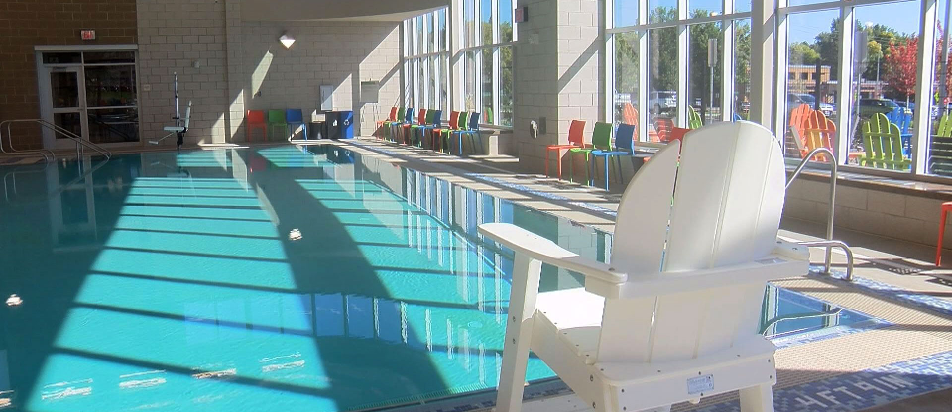 Midco Aquatic Center Will Host Swim Meets But Not As Soon