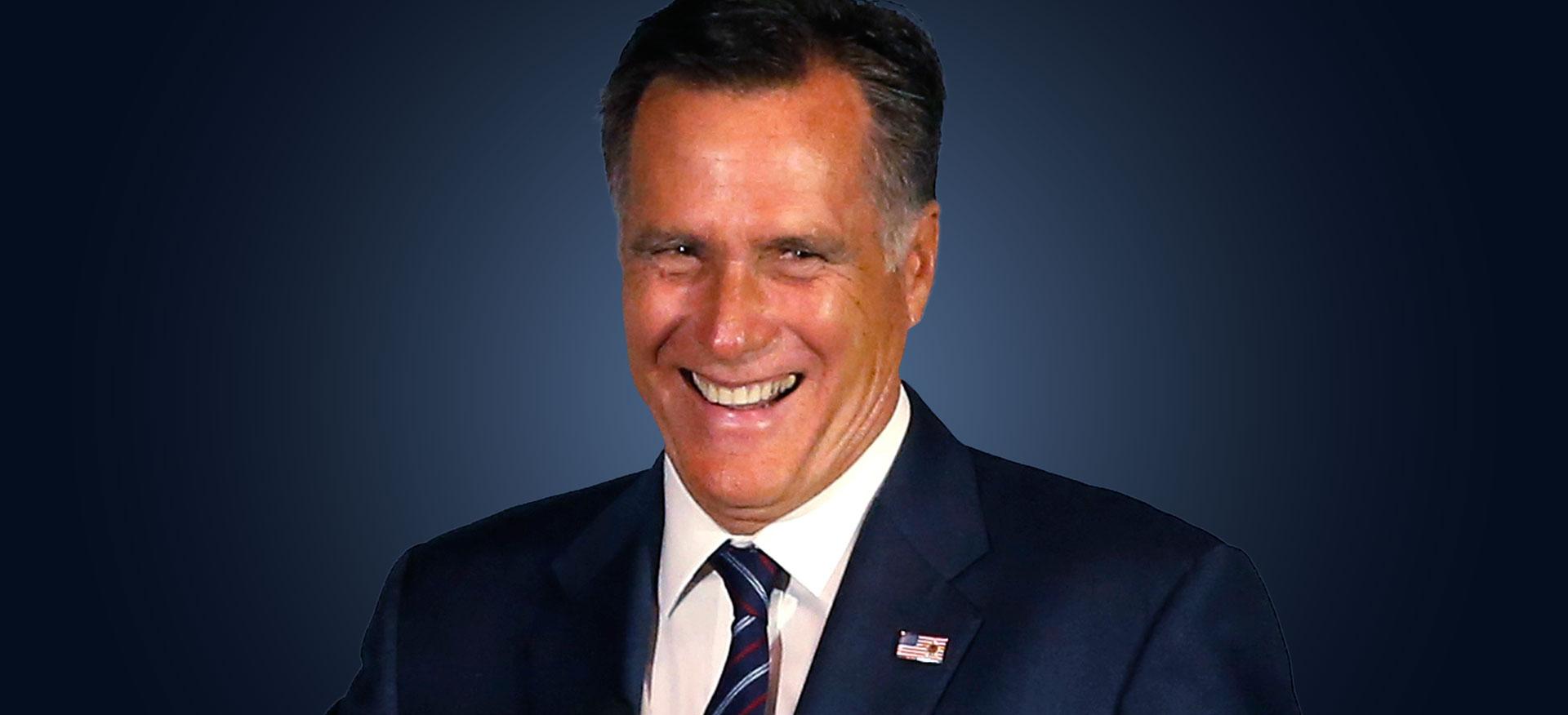 Romney Calling Trump 'Phony,' Urging Republicans To Shun Him